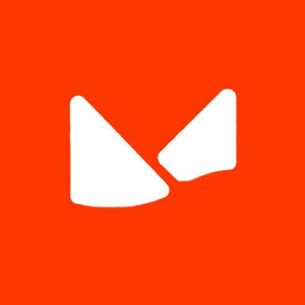 oranžovobílá